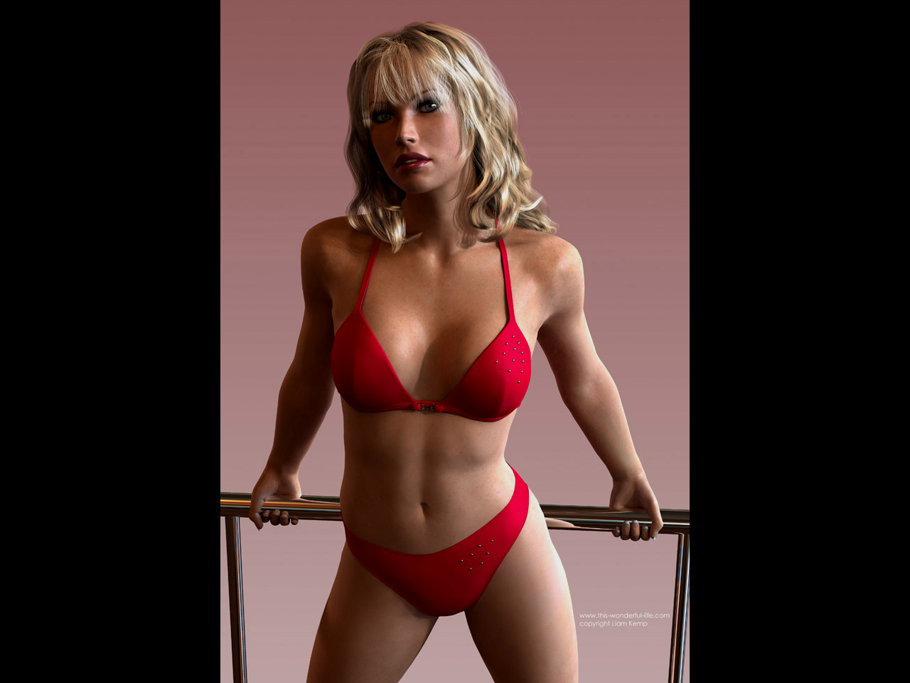 Hot Women Body